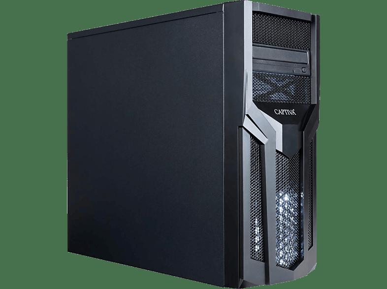 CAPTIVA G9IG 20V1.1, Gaming PC mit Core i5 Prozessor, 16 GB RAM, 480 SSD, 1 TB HDD, GTX 1660 Super 6GB, 6