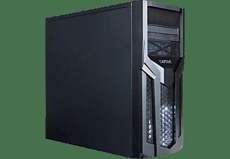 CAPTIVA G9IG 20V3, Gaming PC mit Core i7 Prozessor, 16 GB RAM, 480 GB SSD, 1 TB HDD, GTX 1660 Super 6GB, 6 GB