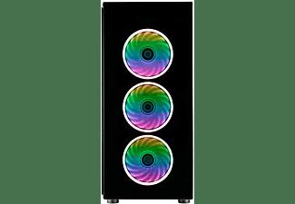CAPTIVA R56-829, Desktop PC mit Ryzen 5 Prozessor, 16 GB RAM, 1 TB SSD, Radeon Vega 11