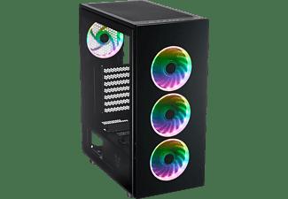 CAPTIVA R56-827, Desktop PC mit Ryzen 5 Prozessor, 16 GB RAM, 1 TB SSD, Radeon Vega 11