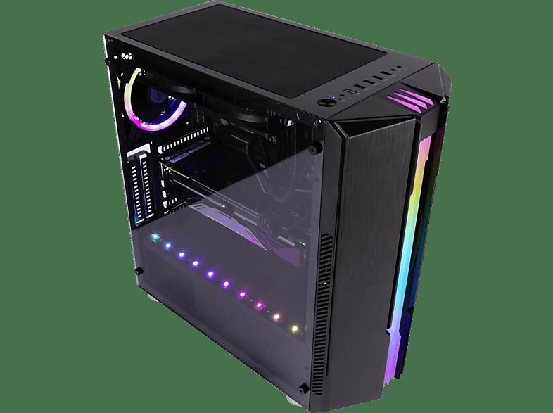 CAPTIVA G29IG 20V2, Gaming PC mit Core i9 Prozessor, 32 GB RAM, 1 TB SSD, 2 HDD, RTX 3090, 24