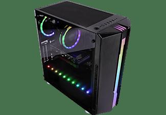 CAPTIVA R56-370, Desktop PC mit Ryzen 5 Prozessor, 16 GB RAM, 500 GB SSD, 1 TB HDD, Radeon Vega 11