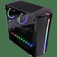 CAPTIVA R56-663, Gaming PC mit Ryzen 5 Prozessor, 16 GB RAM, 480 GB SSD, 1 TB HDD, GTX 1650 4GB, 4 GB