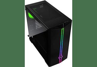 CAPTIVA R56-825, Desktop PC mit Ryzen 5 Prozessor, 16 GB RAM, 1 TB SSD, Radeon Vega 11
