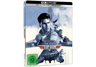Top Gun (Steel-Edition) 4K Ultra HD Blu-ray + Blu-ray