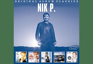 Nik P. - Original Album Classics-Nik P. [CD]