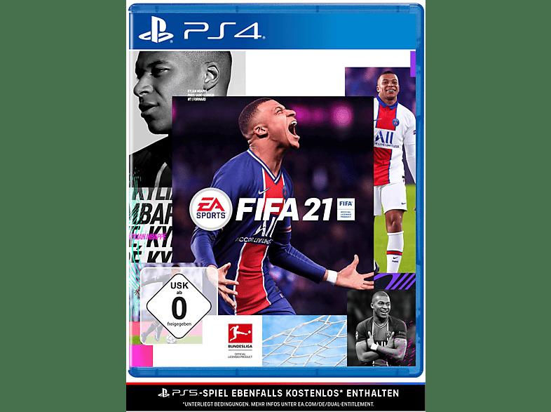 PS4 FIFA 21 - [PlayStation 4]