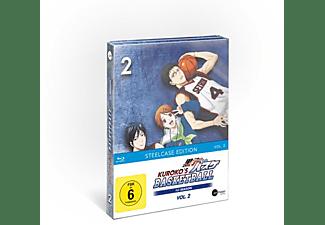 Kuroko's Basketball - Season 1 - Vol.2 Blu-ray