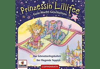 Prinzessin Lillifee - 009/Gute-Nacht-Geschichten Folge 17+18-Das Schme  - (CD)
