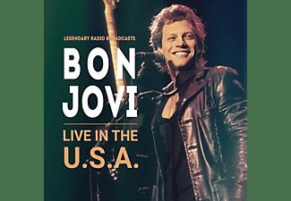 Bon Jovi - Live In The USA  - (CD)