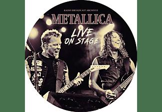 Metallica - Live On Stage (Pic.LP)  - (Vinyl)