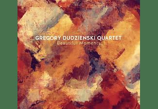 Gregory Dudzienski Quartet - Beautiful Moments  - (CD)