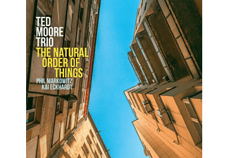 Ted Moore Trio - The Natural Order of Things  - (CD)