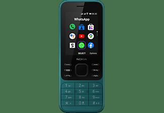 NOKIA 6300 4G Handy, Grün