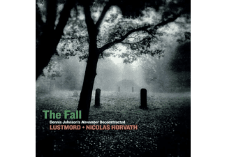 Lustmord, Nicolas Horvath - The Fall  - (CD)