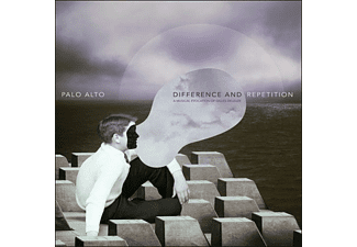 Palo Alto - Difference And Repetition - A Musical Evocation Of Gilles Deleuze (2LP)  - (Vinyl)
