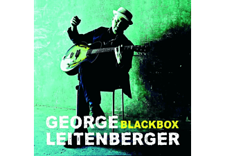 George Leitenberger - BLACKBOX  - (CD)