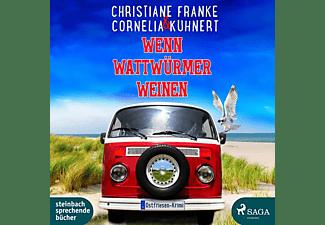 Tetje Mierendorf - Wenn Wattwürmer Weinen  - (CD)