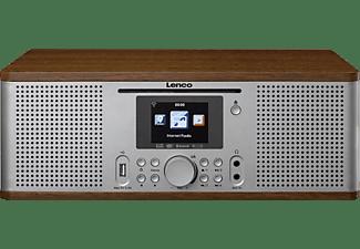 LENCO DIR-270 Kompaktanlage (Walnuss)