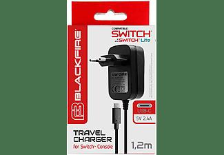 Accesorio Nintendo Switch - Ardistel Travel AC Adaptador, Cargador USB-C para Nintendo Switch y Lite, 1.20m