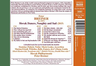 Palúch/Lenko/Friedl/Breiner/Slovak Philharmonic - Slovak Dances  - (CD)