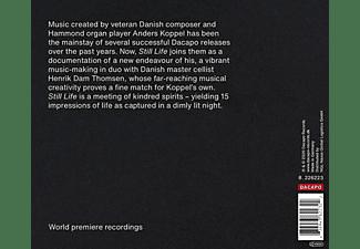 Koppel,Anders/Thomsen,Henrik Dam - Still Life  - (CD)