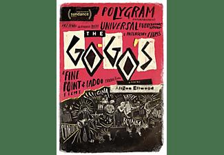 The Go-Go's Documentary Blu-ray + DVD