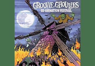 Groovie Ghoulies - Re-Animation Festival  - (CD)