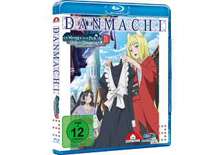 DanMachi – Is It Wrong to Try to Pick Up Girls in a Dungeon? - 2. Staffel - Vol. 3 Blu-ray