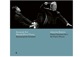 Kim,Sunwook/Chung,Myung-Whun/Staatskapelle Dresden - PIANO CONCERTO NO. 1 D MINOR OP. 15 - SIX PIANO PI  - (CD)