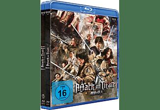 Attack on Titan - Film 1&2 Blu-ray