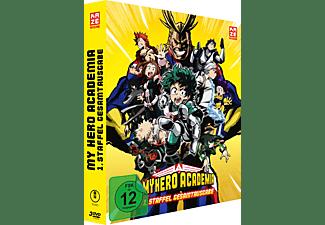 My Hero Academia - Staffel 1 - Gesamtausgabe DVD