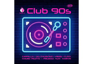 VARIOUS - CLUB 90S  - (CD)