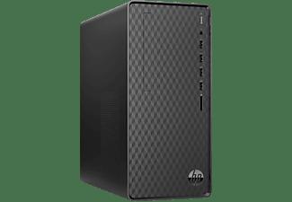 HP Desktop PC M01-F1911ng, R3-4300G, 8GB RAM, 256GB SSD, Schwarz (2H5G5EA)