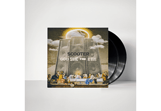Scooter - God Save The Rave  - (Vinyl)