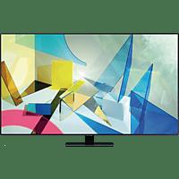 SAMSUNG GQ55Q82T QLED TV (Flat, 55 Zoll / 138 cm, UHD 4K, SMART TV)