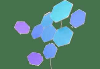 NANOLEAF Shapes Hexagons Starter Kit 9 PK Vernetzte Innenbeleuchtung multicolor/warmweiß/tageslichtweiß