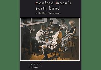 Manfred Mann's Earth Band - Criminal Tango (180g Black Vinyl)  - (Vinyl)