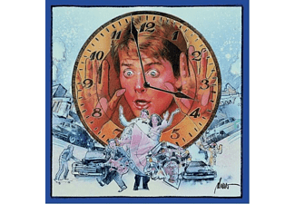 OST/VARIOUS - BACK TO THE FUTURE O.S.T.  - (Vinyl)