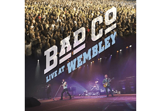Bad Company - Live At Wembley  - (Vinyl)
