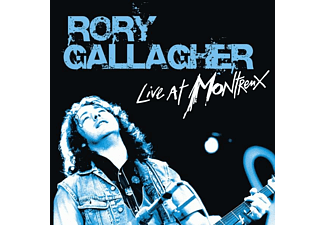 Rory Gallagher - Live At Montreux  - (Vinyl)
