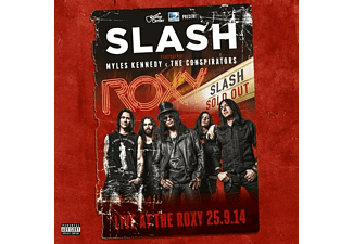 Slash - Live At The Roxy  - (Vinyl)