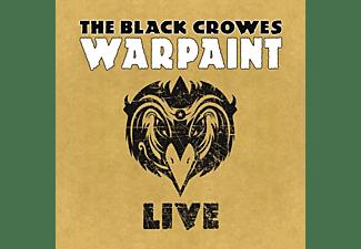The Black Crowes - WARPAINT LIVE  - (Vinyl)