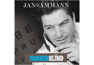 Jan Ammann - Farbenblind  - (CD)