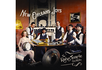 Rufus Temple Orchestra - New Orleans Joys  - (CD)