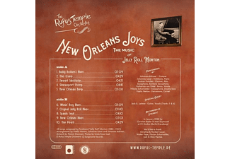 Rufus Temple Orchestra - New Orleans Joys  - (Vinyl)