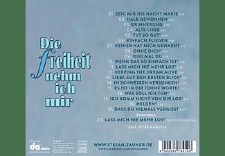 Stefan Zauner - Die Freiheit Nehm Ich Mir  - (CD)