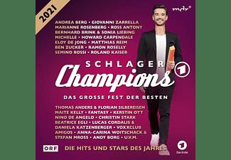 VARIOUS - Schlagerchampions 2021-Das große Fest der Besten  - (CD)