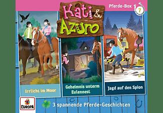 Kati & Azuro - 07/3er Box (Folgen 19,20,21)  - (CD)
