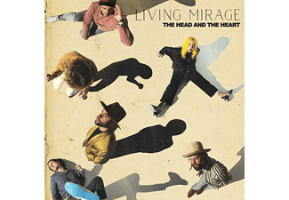 The Head And The Heart - Living Mirage  - (CD)
